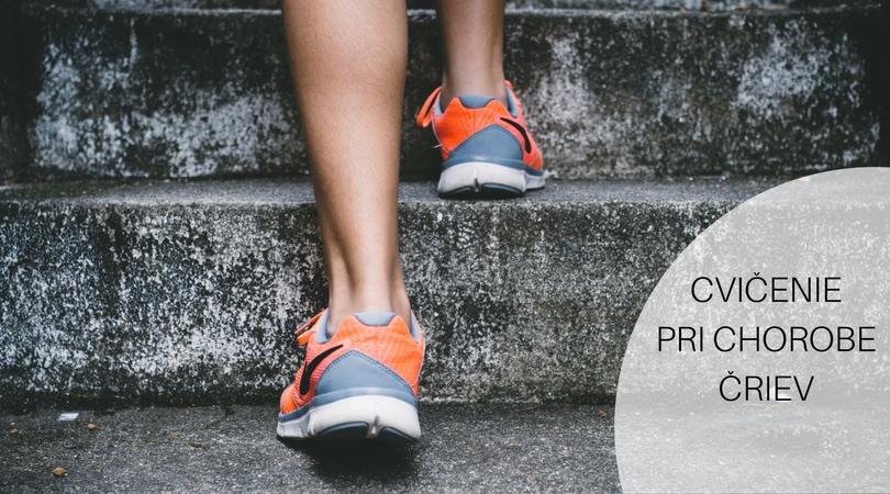 Ako sa udržať fit pri Crohnovej chorobe?